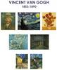 Vincent Van Gogh Picture Cards | eBooks | Education