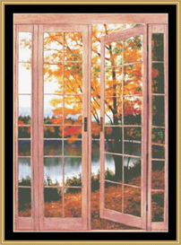 Autumn Threshold | Crafting | Cross-Stitch | Other