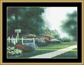 Garden Walk | Crafting | Cross-Stitch | Other
