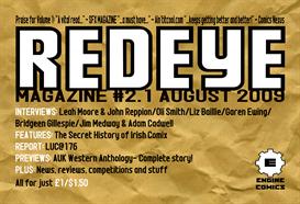 redeye magazine 2.1
