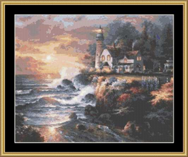 Twilight Beacon | Crafting | Cross-Stitch | Other