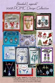 Beaded Legends 2008 POMC | eBooks | Arts and Crafts
