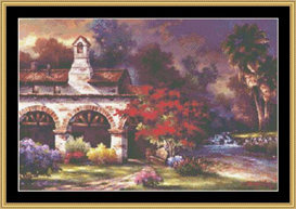 Mission Creek Ii | Crafting | Cross-Stitch | Other