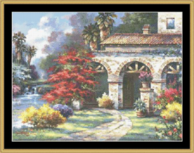Mission Creek I | Crafting | Cross-Stitch | Other