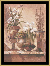 Floral Elegance Ii | Crafting | Cross-Stitch | Other