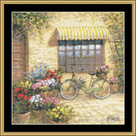 Flower Peddler | Crafting | Cross-Stitch | Other