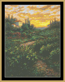 Italian Sky | Crafting | Cross-Stitch | Other