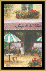 Cafe De La Valle | Crafting | Cross-Stitch | Other