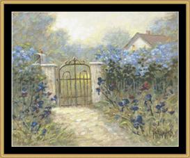 irish gate