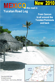 A comprehensive road travel guide to the Yucatan | eBooks | Travel