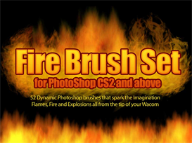 Fire-Brush