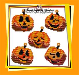 Halloween Jack-O-Lantern Icons | eBooks | Arts and Crafts