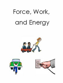 Force Work and Energy | eBooks | Education