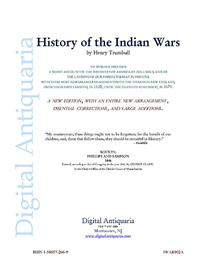 History of the Indian Wars (1846) | Audio Books | History