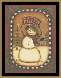 Faith | Crafting | Cross-Stitch | Other