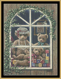 Home Sweet Home   Crafting   Cross-Stitch   Other
