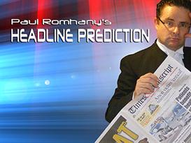 headline prediction