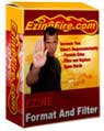 Ezine Filter and Formatter | Software | Software Templates