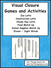 SALE Visual Closure | eBooks | Education