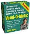 Vend-O-Matic | Software | Design