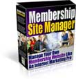 Membership Site Manager | Software | Add-Ons and Plug-ins
