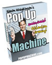 Popup machine | Software | Design Templates