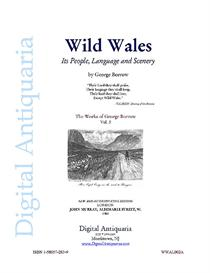 wild wales:its people, language and scenery