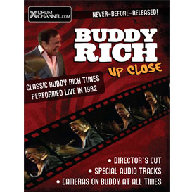 Buddy Rich: Up Close 480p (MAC)