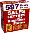597 Ready to use Business letters | eBooks | Business and Money