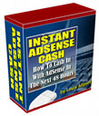 Instant Adsense Cash | eBooks | Language