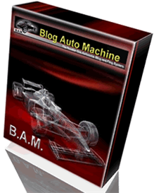 Blog Auto Machine