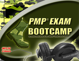 Pmp Bootcamp - 6 Hour Pmbok Guide Audio Prep (5th Edition Based) | Audio Books | Business and Money