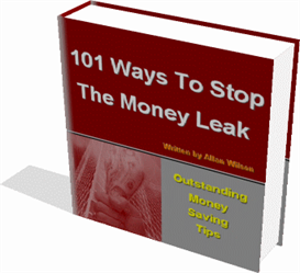 101 Easy To Implement Money Saving Tips