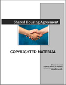 Shared Housing Agreement | Other Files | Documents and Forms