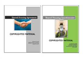 Shared Housing Combo Pack | Other Files | Documents and Forms