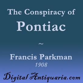 The Conspiracy of Pontiac | eBooks | History