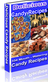 Candy Recipes | eBooks | Food and Cooking