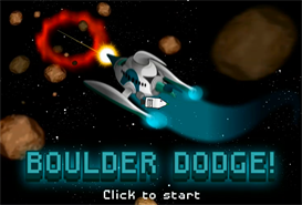 Boulder Dodge Game Tutorial using Actionscript 3 Classes | Movies and Videos | Educational