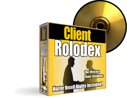 Client Rolodex Database To Manage Your Customers | Software | Home and Desktop