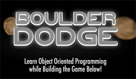 OOP Boulder Dodge Spaceship Game Tutorial | Movies and Videos | Educational