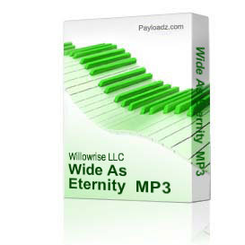 Wide As Eternity  MP3 | Music | New Age