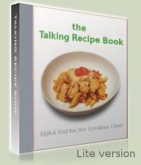 Talking Recipe Book Lite | Software | Utilities