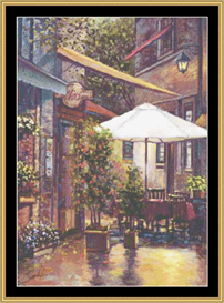 Cafe Bandol | Crafting | Cross-Stitch | Other