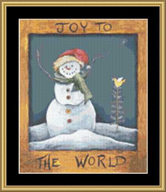 Joy | Crafting | Cross-Stitch | Other