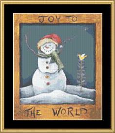 Joy | Crafting | Cross-Stitch | Other