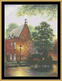 Even Carriage Ride | Crafting | Cross-Stitch | Other