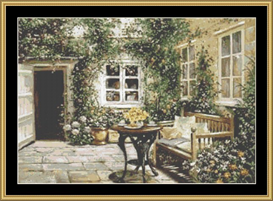 The Courtyard | Crafting | Cross-Stitch | Other