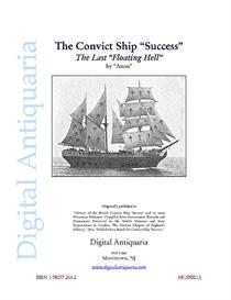 The Convict Ship Success - The Last Floating Hell | eBooks | History