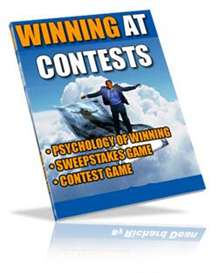 WINNING At CONTESTS | eBooks | Self Help