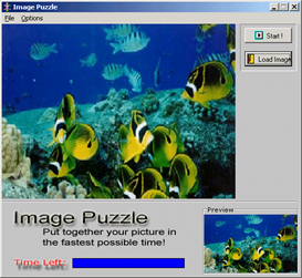 Image Jigsaw Game | Software | Games